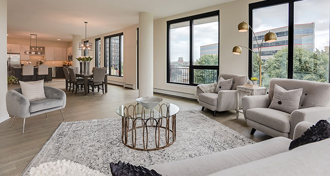 Downtown Minneapolis Condos for Sale - The Legacy Unit 301