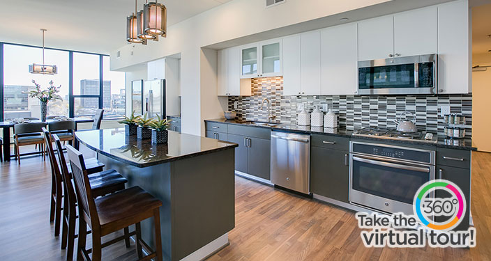 New Condos for Sale in Downtown Minneapolis - Portland Tower Unit 801
