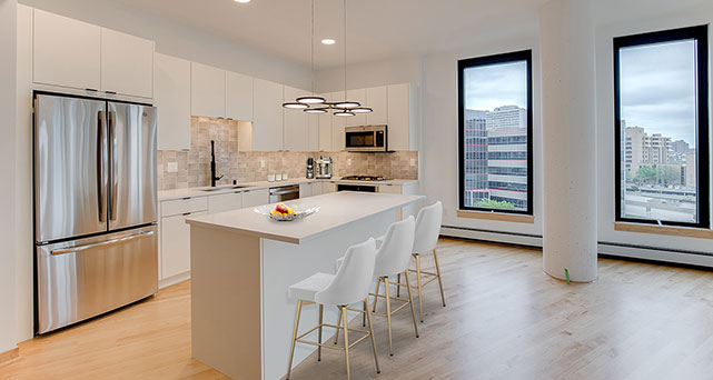 Downtown Minneapolis Condos for Sale - The Legacy Unit 601